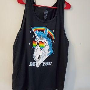 Tank unicorn